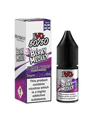 IVG IVG 50:50 Berry Medly TPD Complaint e-liquid