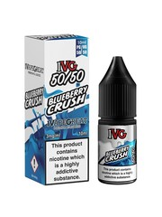 IVG IVG 50:50 Blueberry Crush TPD Complaint e-liquid
