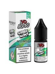 IVG IVG 50:50 Green Mint TPD Complaint e-liquid