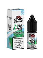 IVG IVG 50:50 Iced Mint TPD Complaint e-liquid