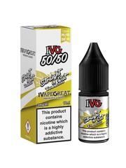 IVG IVG 50:50 Straight N Cut Tobacco TPD Complaint e-liquid