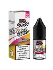 IVG IVG 50:50 Tropical Ice Blast TPD Complaint e-liquid