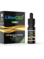 LiveWell LVWell CBD - Raw (Oral) 500mg – Full Spectrum Extract