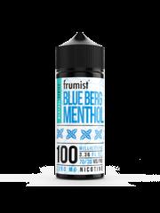 Frumist BlueBerg Menthol By Frumist Menthol Series 100ml