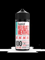 Frumist Red Blast Menthol By Frumist Menthol Series 100ml