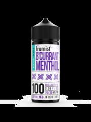 Frumist BCurrant Menthol By Frumist Menthol Series 100ml