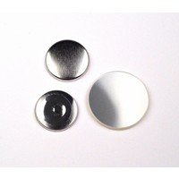 Magnet Button parts 25mm (per 100 sets)