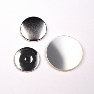 Magneetbutton onderdelensets 25mm (per 100 sets)