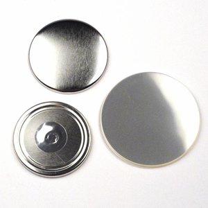 Magneetbutton onderdelensets 56mm (per 100 sets)