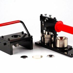 Machine à badges et cutter 32mm - Bundle