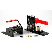 Button Machine & Punch 38mm (1 1/2 inch) - Bundle