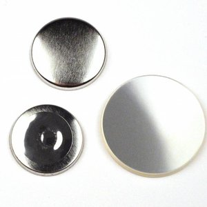 Magneetbutton onderdelensets 32mm (per 100 sets)
