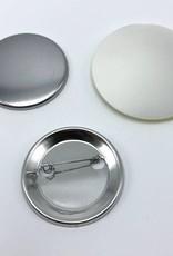 Button Onderdelenset, speld, 44mm (1 3/4 inch)