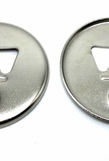 Magnetic Bottle Opener Button parts 56mm (2 1/4 inch)