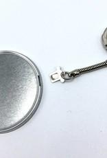 Key Hanger Button parts 44mm (1 3/4 inch)