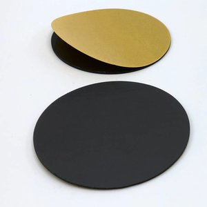 Magnet Button parts 75mm (per 100 sets)