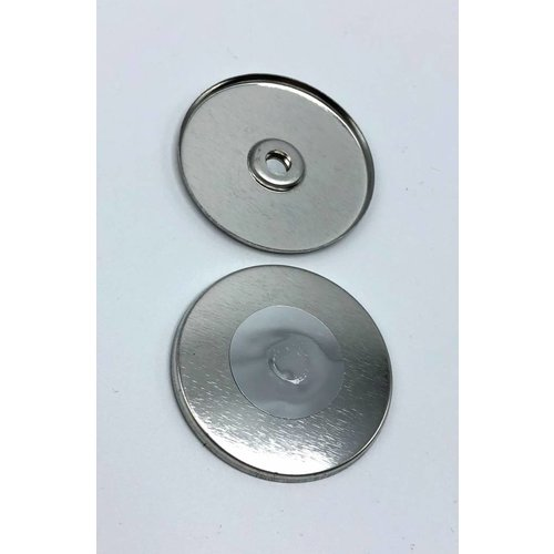 Magnet Button parts 44mm / 100 sets