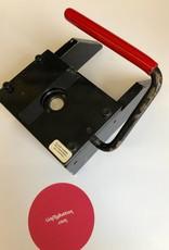 2de hands - Buttonmachine & Snijder 25mm - Bundel