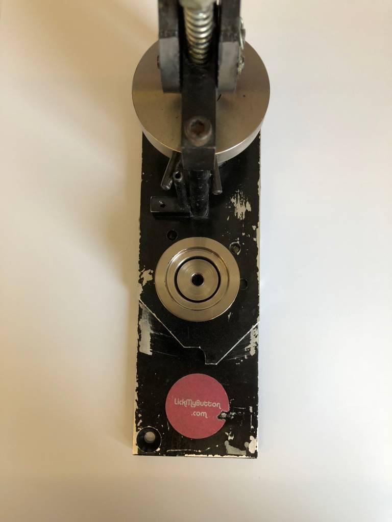 2nd hand - Button Machine & Punch 25mm (1 inch) - Bundle