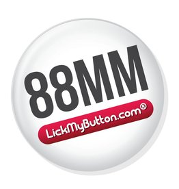 88mm ronde buttons - Magneten