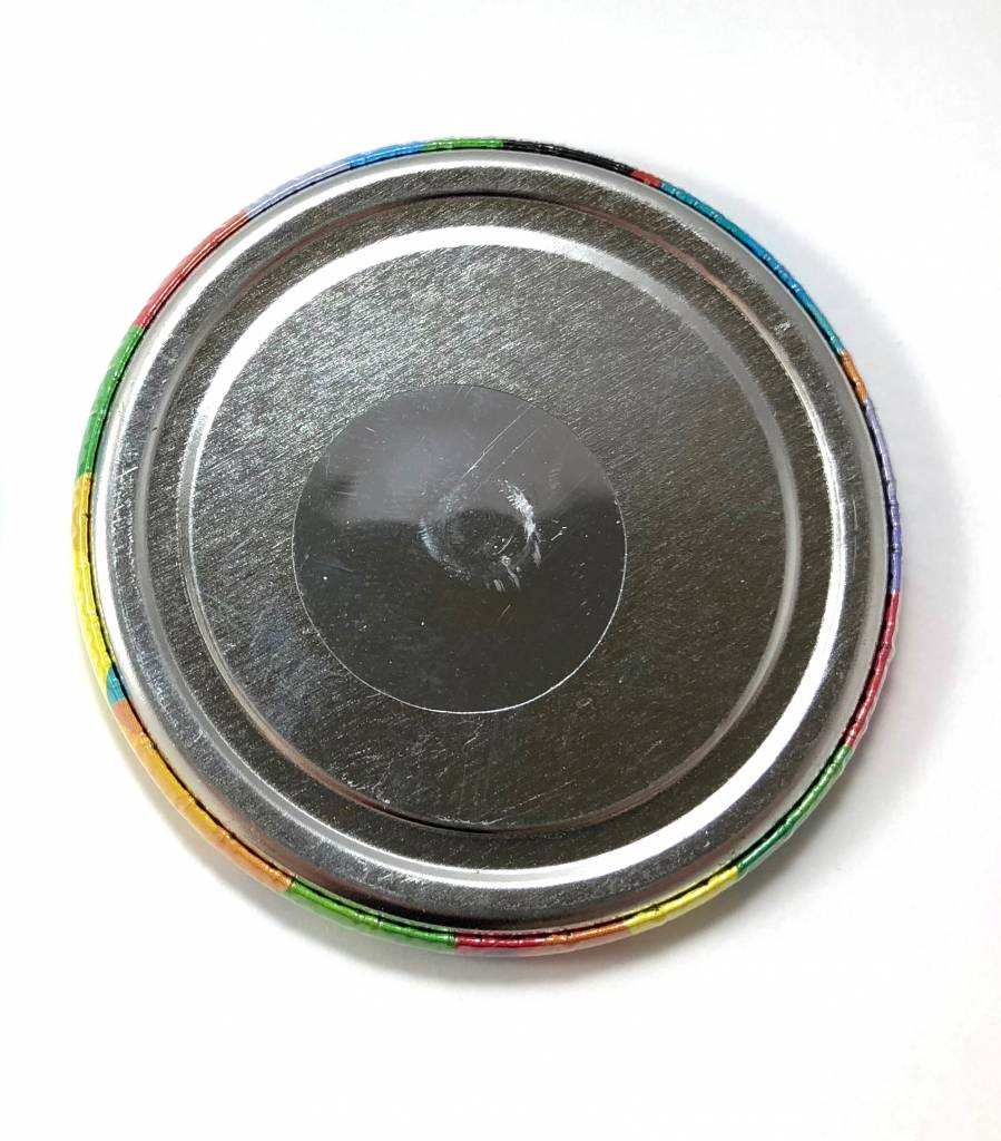 56mm round custom buttons - Magnet