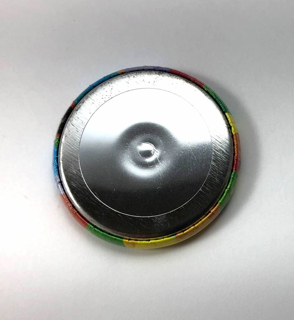 44mm ronde buttons - Magneet
