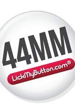 44mm round custom buttons - Pinned Back