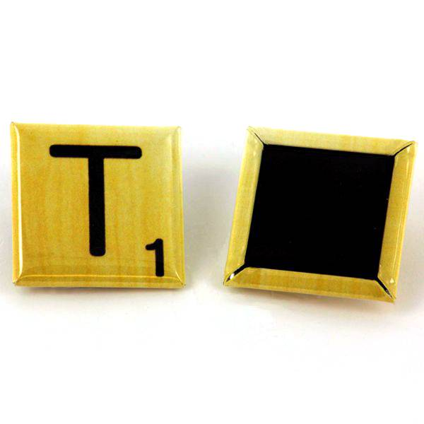 25x25mm square buttons - Magnet
