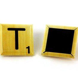 25x25mm vierkante buttons - Magneet
