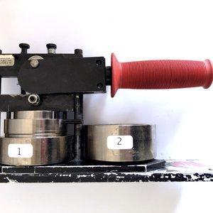 2nd hand - Button Machine 56mm (2 1/4 inch)