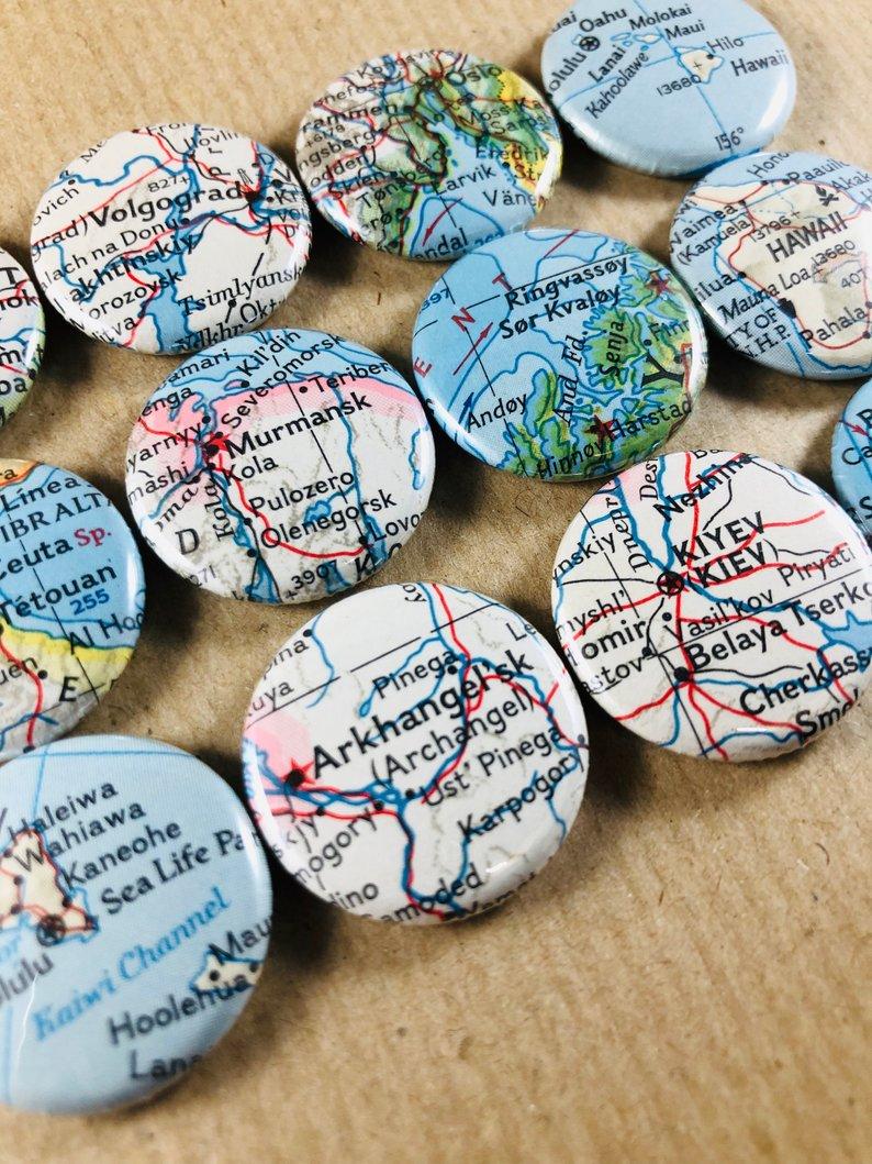 tetouan, worozovsk, pulozero, Oslo, belaya, harstad, pinega, maui, magnet buttons