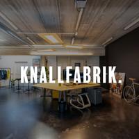 KnallFabrik: voor creatieve en conceptuele ondersteuning
