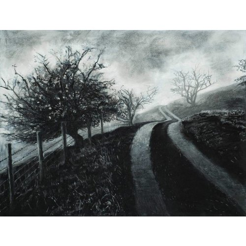 Mike Holcroft Mist on The Road to Rake Farm No. 3