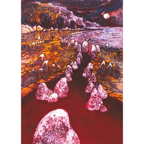 Janine Denby Night Tide: Sandsend 2 of 10