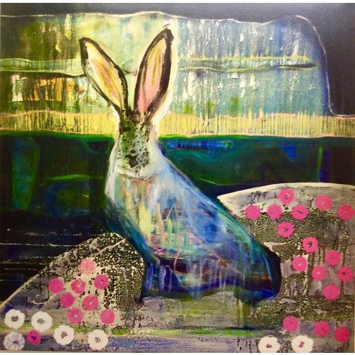 Lisa Naylor Impresión digital de liebre