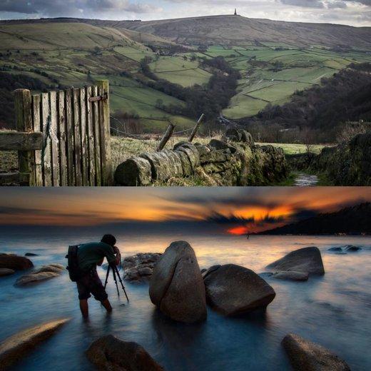 Collage & Photographers