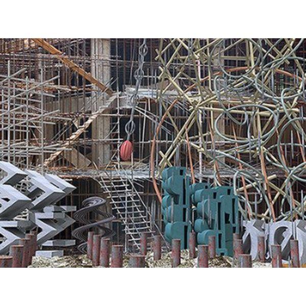 Building Site, Vientiane