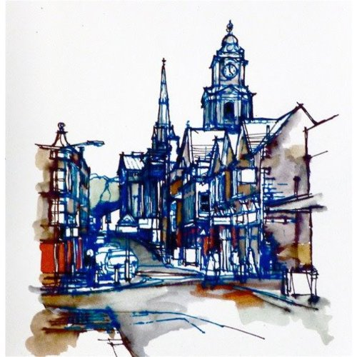 Colin Binns Town Hall Approach