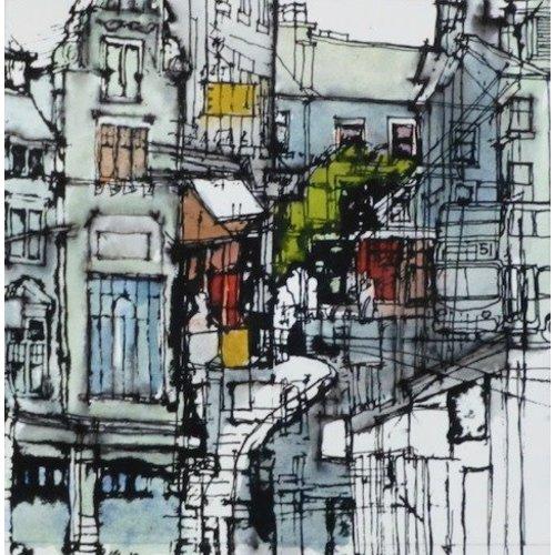 Colin Binns Streetscape 3