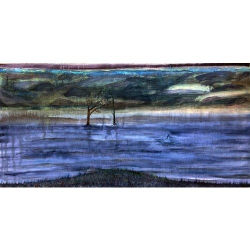 Lucy Atherton En agua