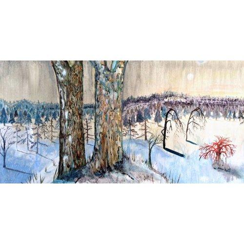 Lucy Atherton Zwei Bäume