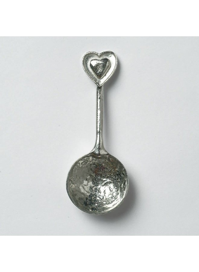 Heart Bowl and Heart Spoon