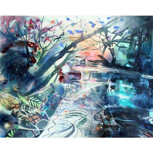 David Wiseman Luz de noche Rivers Edge