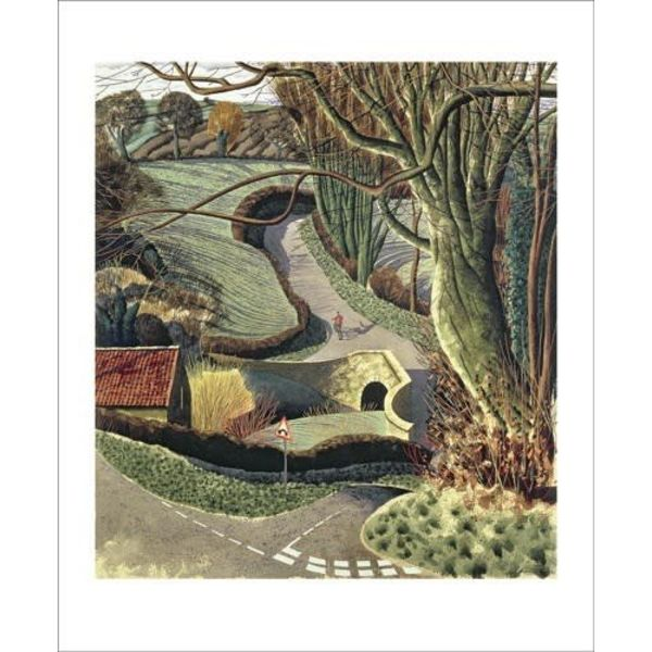 Cycling Home by Simon Palmer