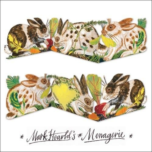 Art Angels Conejo 3 veces Mark Hearld