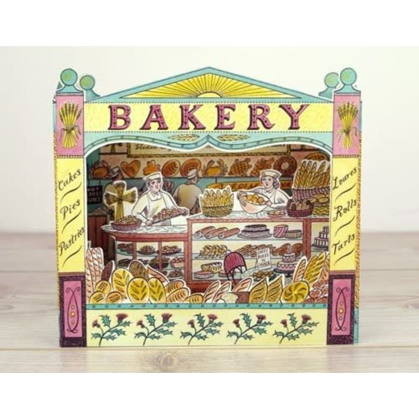 Bakery Pop up Shop card