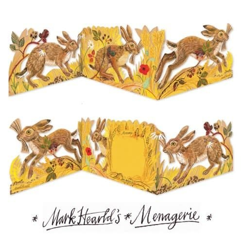 Art Angels Liebre 3 veces Mark Hearld