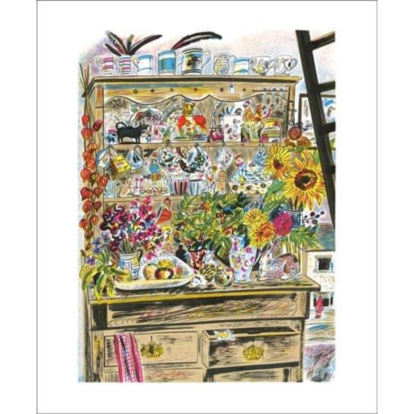 September Dresser by Emily Sutton