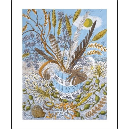 Art Angels Shoreline card by Angie Lewin