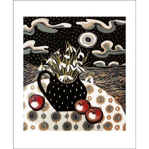 Art Angels Snowdrops by Jane Walker
